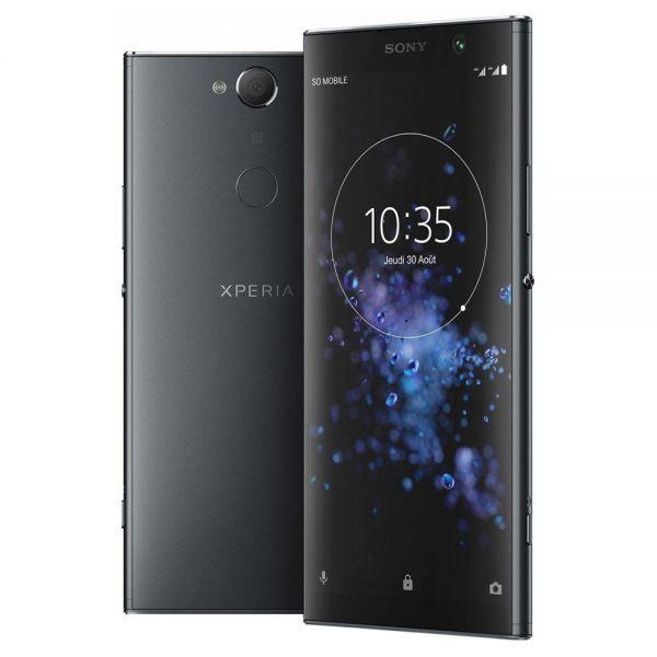 Sony Xperia XA2 Plus Noir reconditionné en France