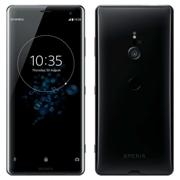 Sony Xperia XZ3 Noir reconditionné en France