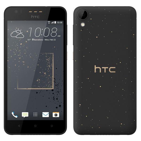 HTC Desire 825 16 Go Noir et Or reconditionné en France