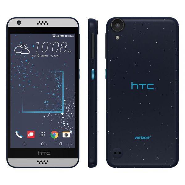 HTC Desire 530 Bleu reconditionné en France