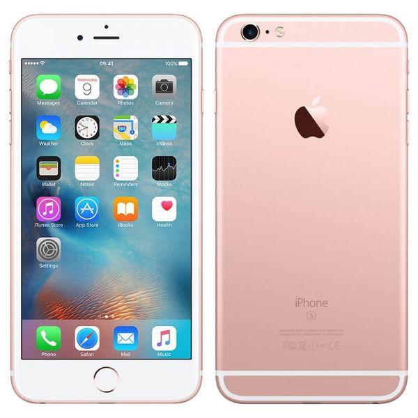 Apple iPhone 6s Plus 128 Go Rose reconditionné en France