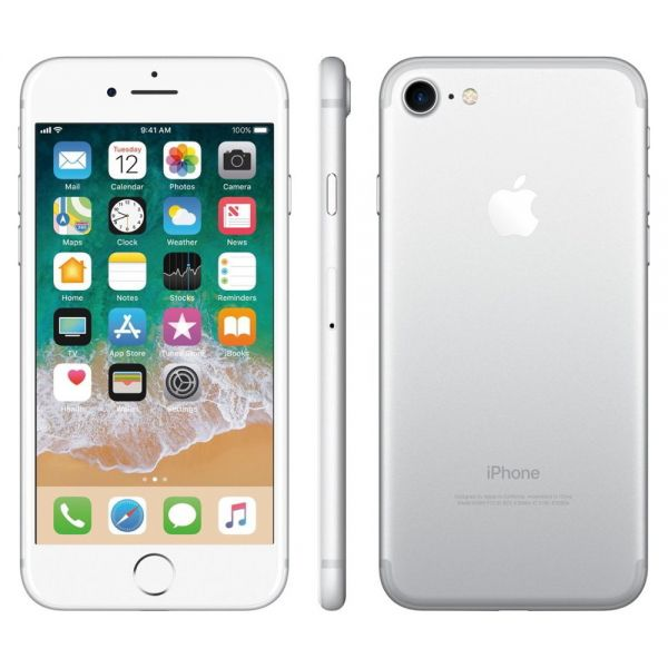 Apple iPhone 7 256 Go Argent reconditionné en France