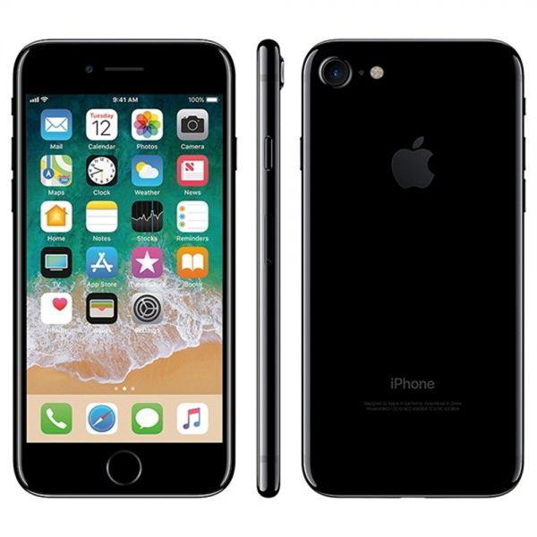 Apple iPhone 7 256 Go Noir de jais reconditionné en France