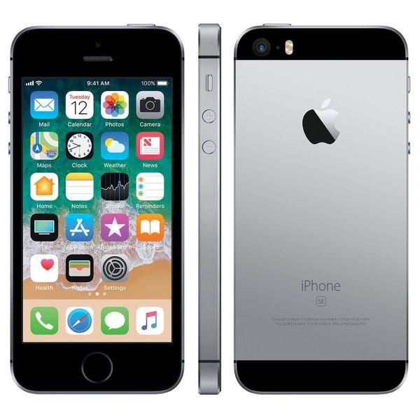 Apple iPhone SE 16 Go Noir reconditionné en France