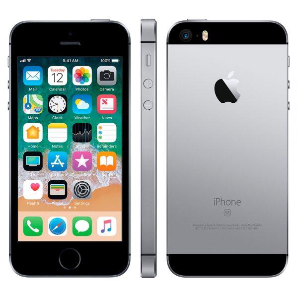 Apple iPhone SE 32 Go Gris reconditionné en France