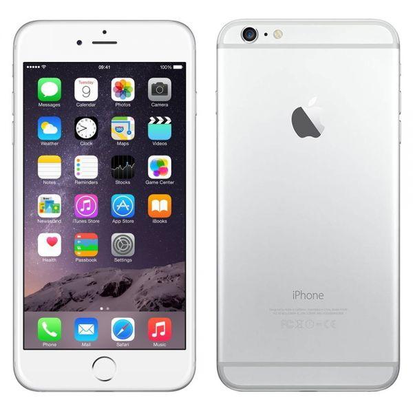 Apple iPhone 6 Plus 128 Go Argent reconditionné en France