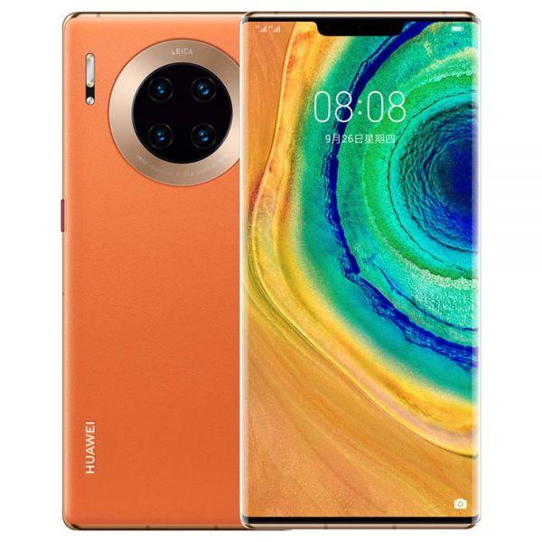 Huawei Mate 30 pro 5G Dual 256 go Orange reconditionné en France