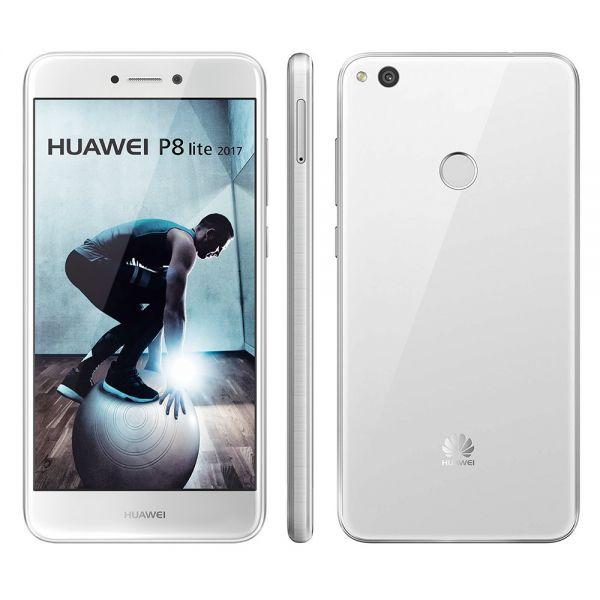 Huawei P8 Lite 2017 Dual Blanc reconditionné en France