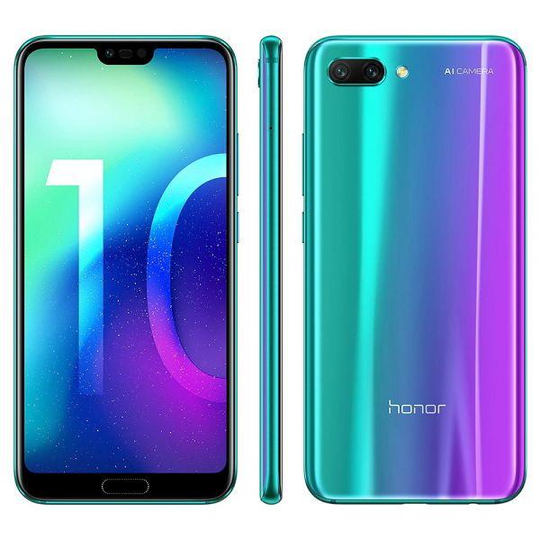 Huawei Honor 10 64 Go L29 Vert reconditionné en France