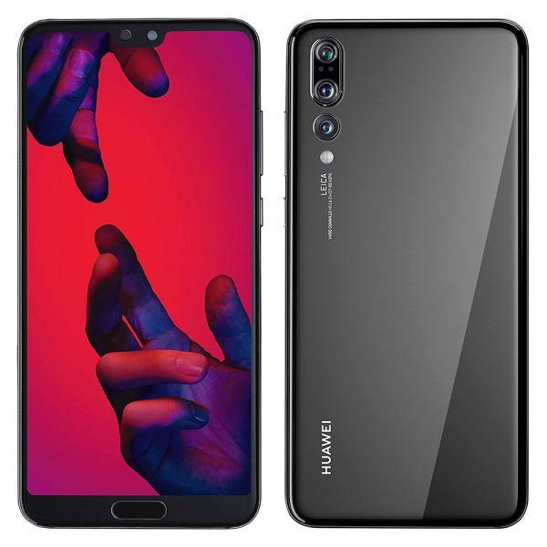 Huawei P20 pro 128 Go Noir reconditionné en France