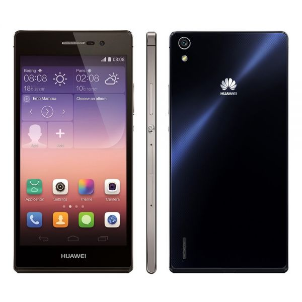 Huawei Ascend P7 Noir reconditionné en France