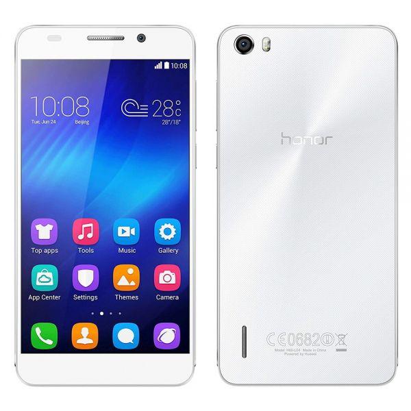 Huawei Honor 6 Blanc reconditionné en France