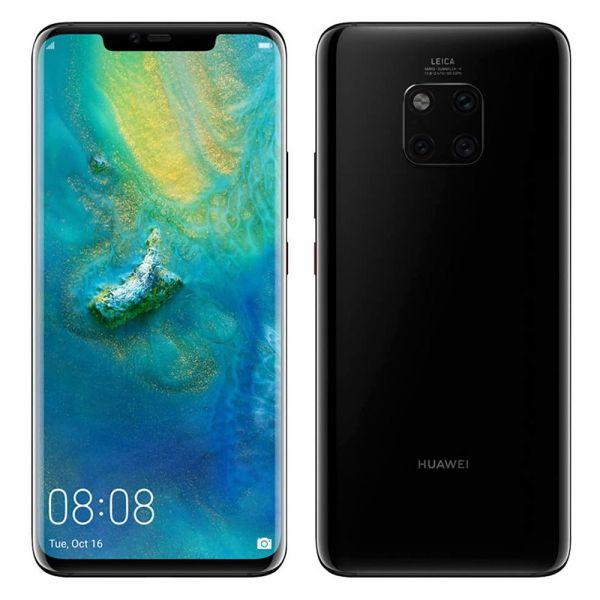 Huawei Mate 20 Pro Dual 128 Go Noir reconditionné en France