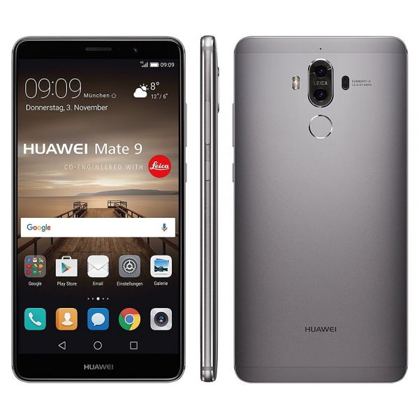Huawei Mate 9 Gris reconditionné en France