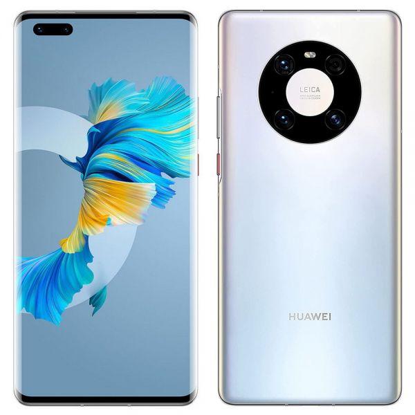 Huawei Mate 40 Pro Dual 256 Go Argent reconditionné en France