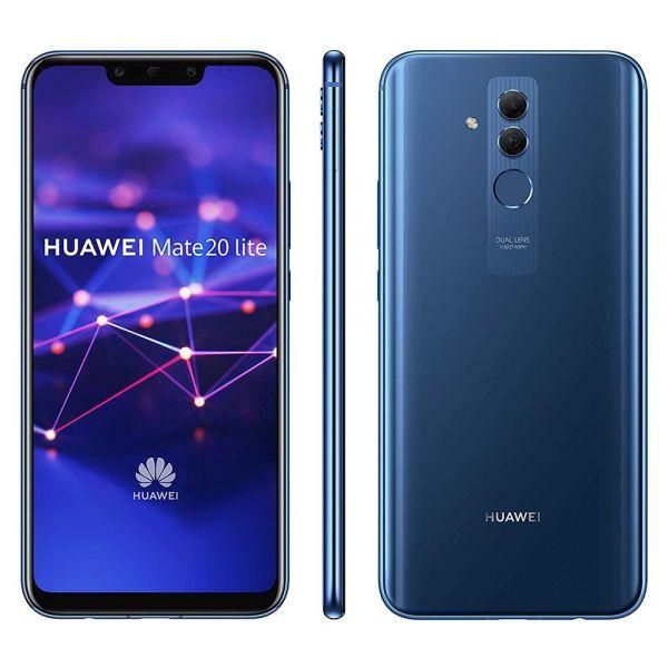 Huawei Mate 20 Lite Dual Bleu reconditionné en France