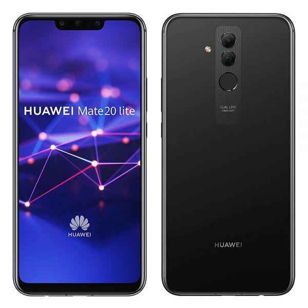 Huawei Mate 20 Lite Dual Noir reconditionné en France
