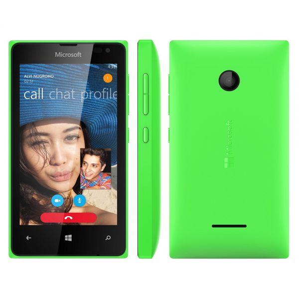 Microsoft Lumia 435 Vert reconditionné en France