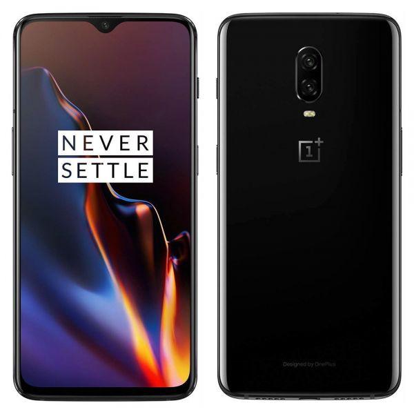 OnePlus 6T 256 Go Noir reconditionné en France