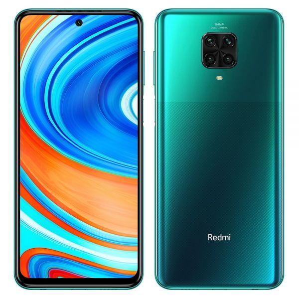 Xiaomi Redmi note 9 pro 64 go Vert reconditionné en France