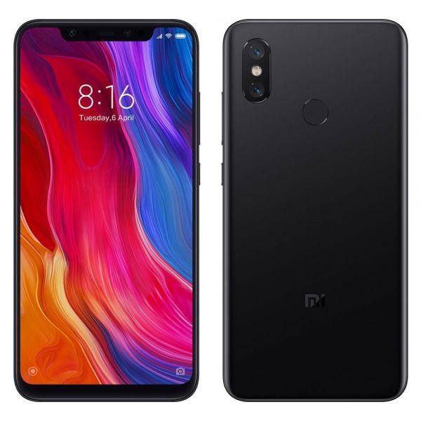 Xiaomi Mi 8 Noir reconditionné en France