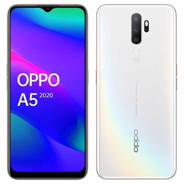 Oppo A5 2020 64 go Blanc reconditionné en France